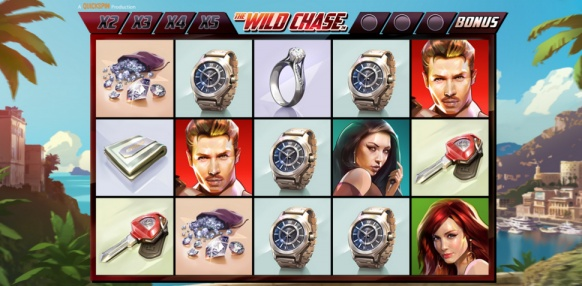 Casumo casino free spiny the wild chase