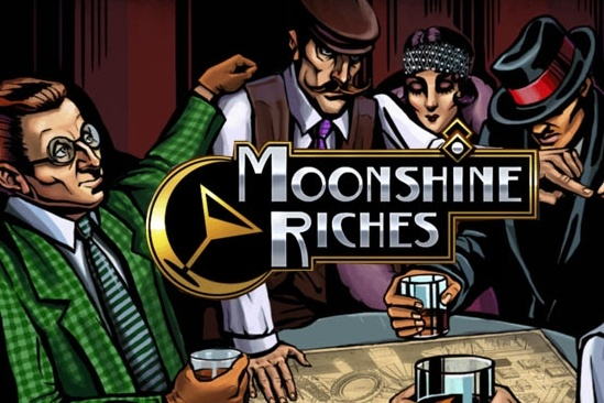 Betsafe: 10 spinów bez depozytu Moonshine Riches