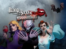 Loteria na slocie Blood Suckers sieci Netent