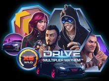Free spiny na Drive: Multiplier Mayhem w Royal Panda